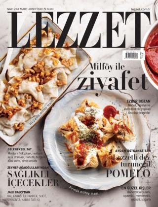 Lezzet March 2019