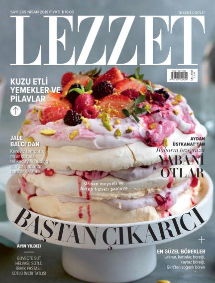 Lezzet April 01, 2019 00:00