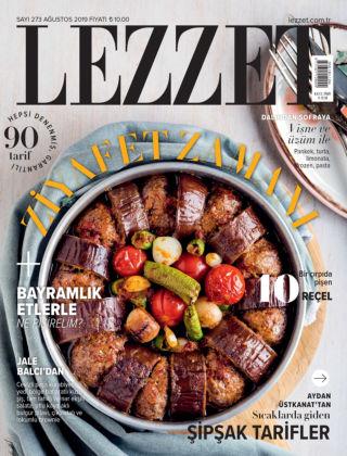 Lezzet August 2019