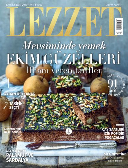 Lezzet October 01, 2019 00:00