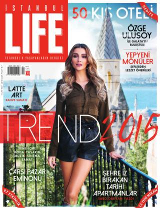 Istanbul Life January 2015