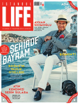 Istanbul Life July 2015