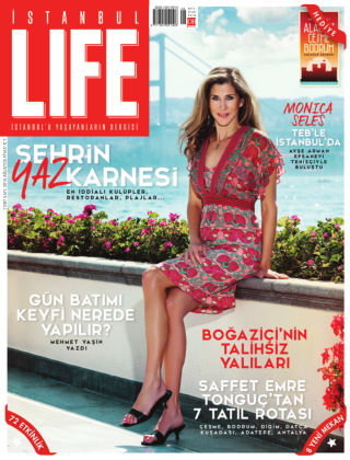 Istanbul Life August 2015