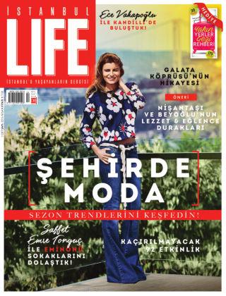 Istanbul Life April 2016