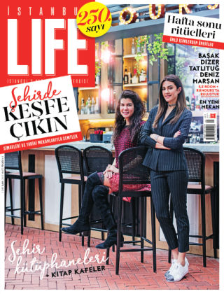 Istanbul Life March 2017