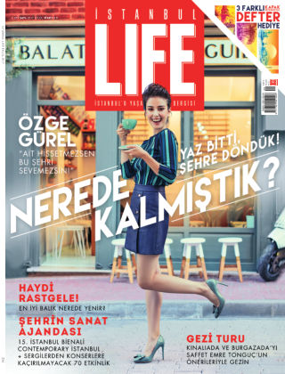 Istanbul Life 9th September 2017