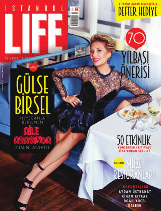 Istanbul Life December 2017