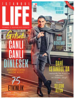 Istanbul Life January 2018