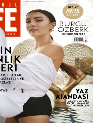 Istanbul Life August 2018