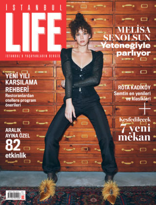 Istanbul Life December 2018