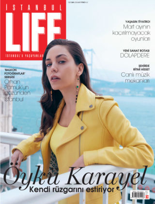 Istanbul Life March 2019