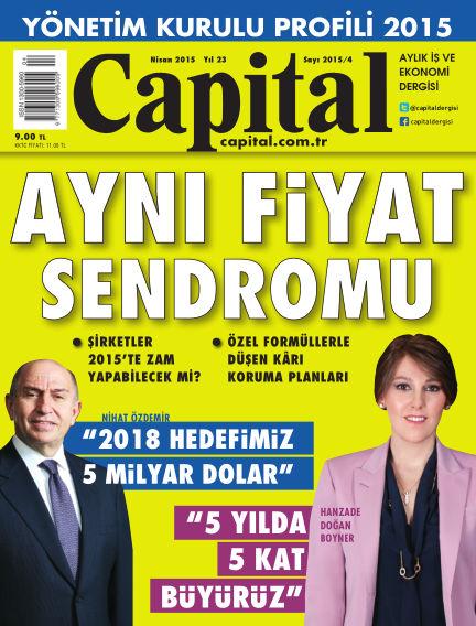Capital April 01, 2015 00:00