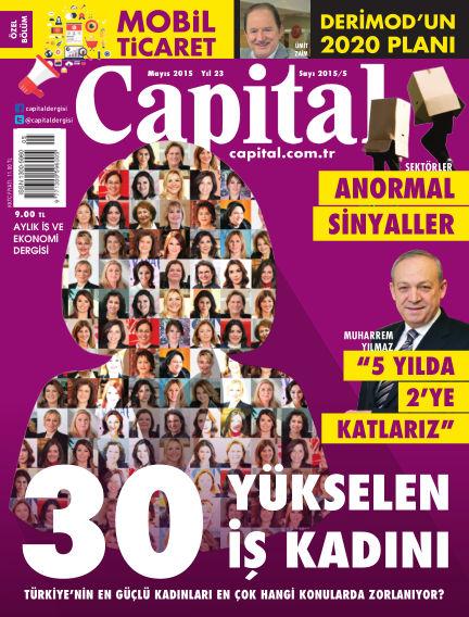 Capital April 30, 2015 00:00