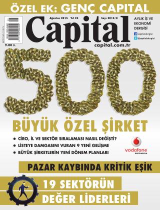 Capital August 2015