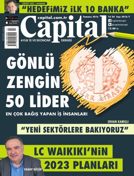 Capital July 01, 2016 00:00