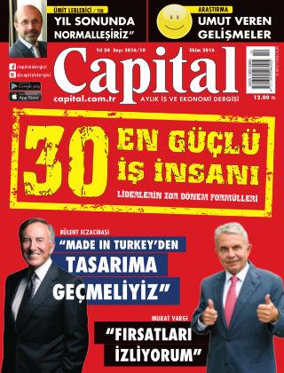 Capital October 2016