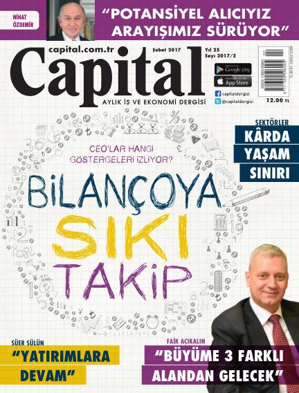 Capital February 01, 2017 00:00