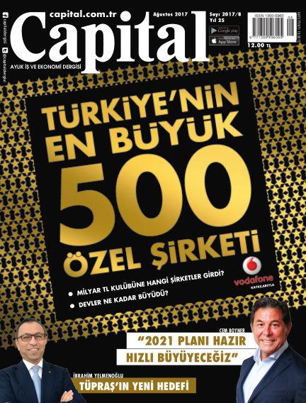 Capital July 31, 2017 00:00