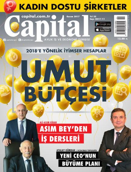 Capital October 31, 2017 00:00