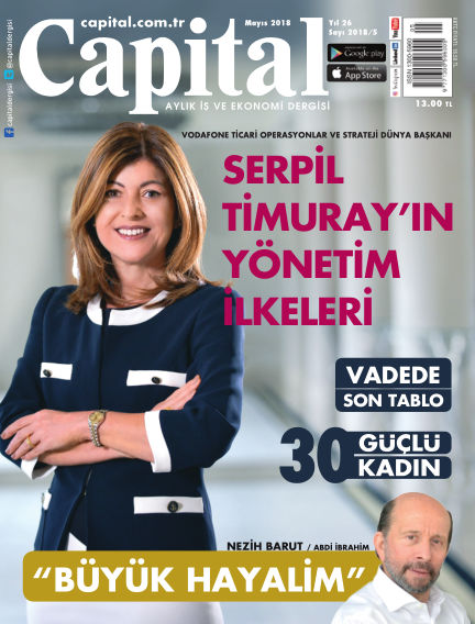 Capital April 30, 2018 00:00