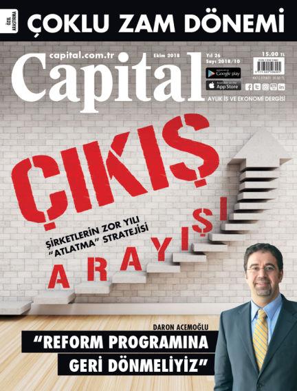 Capital October 01, 2018 00:00