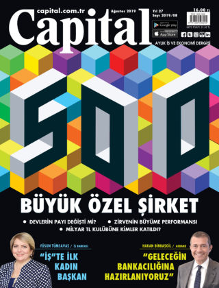 Capital August 2019