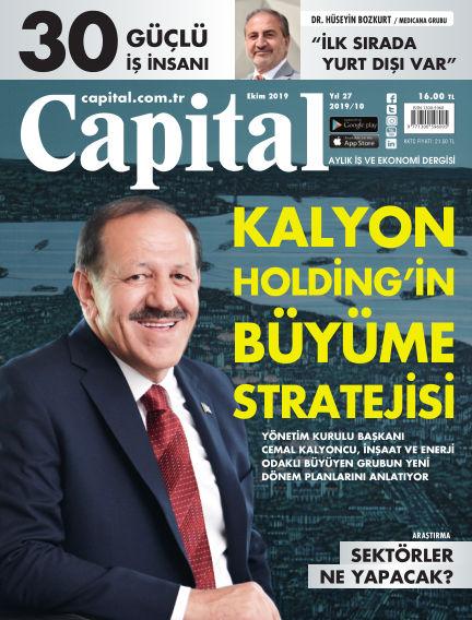 Capital October 01, 2019 00:00