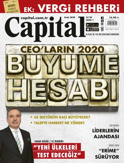 Capital January 01, 2020 00:00
