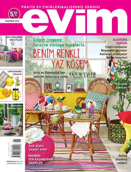 Evim June 01, 2016 00:00