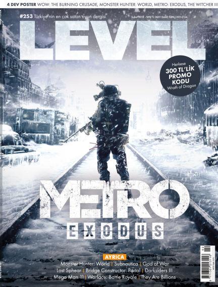 Level January 29, 2018 00:00