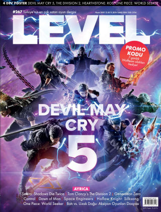 Level April 2019