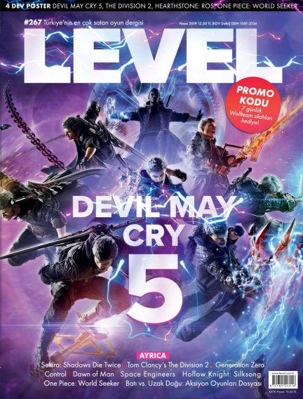 Level April 01, 2019 00:00