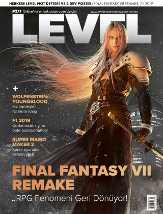 Level August 2019