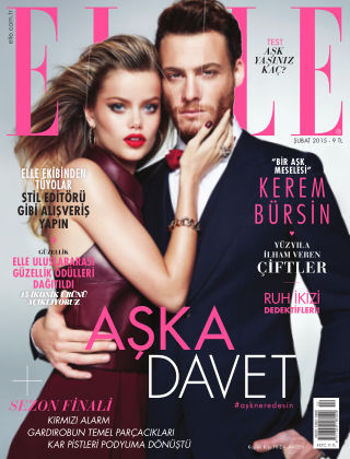 ELLE- Turkey February 2015