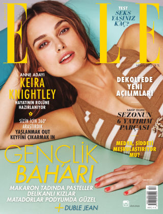 ELLE- Turkey April 2015