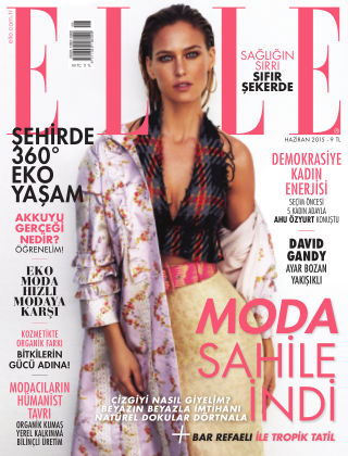 ELLE- Turkey June 2015