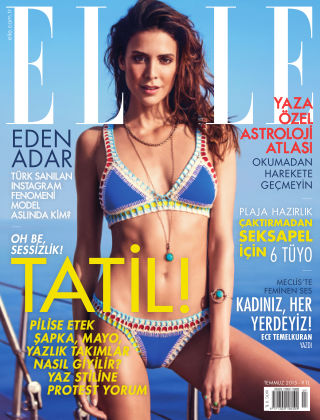 ELLE- Turkey July 2015