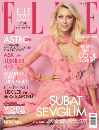 ELLE- Turkey February 2016
