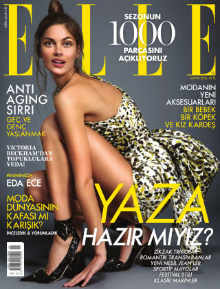ELLE- Turkey May 2016