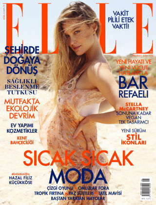 ELLE- Turkey June 2016