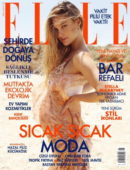 ELLE- Turkey June 01, 2016 00:00