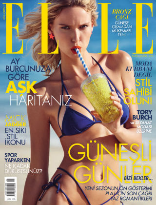 ELLE- Turkey August 2016