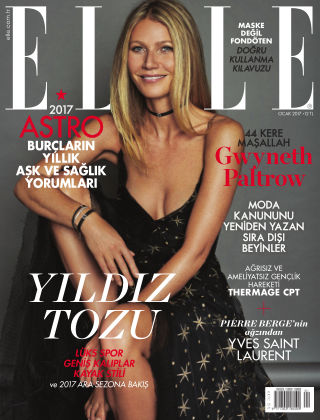 ELLE- Turkey January 2017