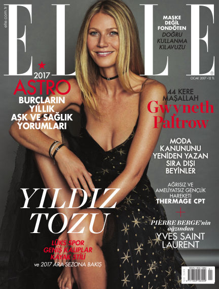 ELLE- Turkey December 31, 2016 00:00