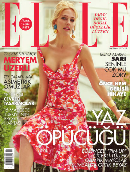 ELLE- Turkey May 31, 2017 00:00