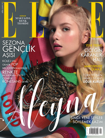 ELLE- Turkey September 03, 2017 00:00