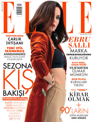 ELLE- Turkey 2017-10-31
