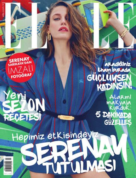 ELLE- Turkey March 01, 2018 00:00
