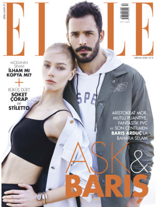 ELLE- Turkey April 2018