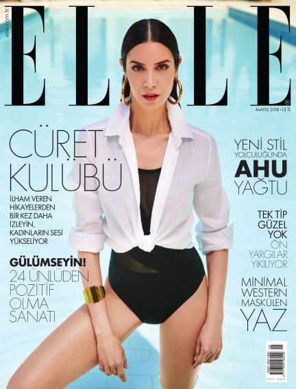 ELLE- Turkey April 30, 2018 00:00